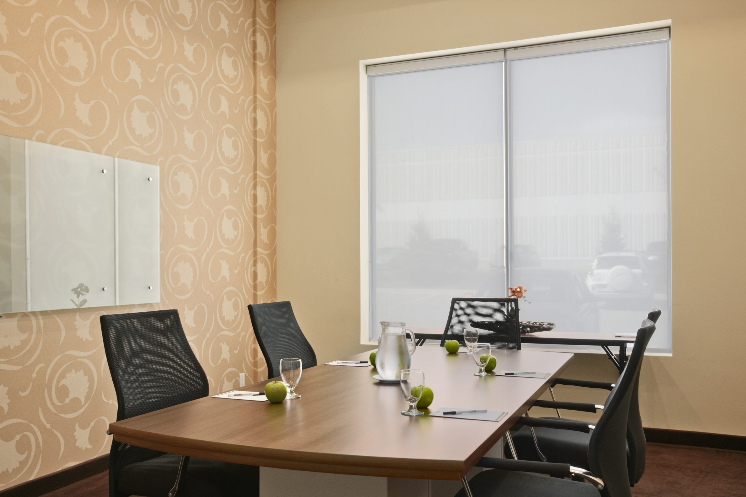 Perfect location for small business virtual events and meetings